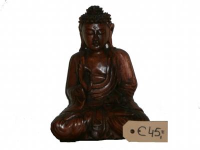 beeldje-boeddha-hout
