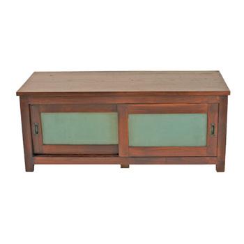 TV-dressoir-melkglas