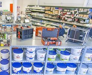 Verfwinkel Den Haag : Assortiment verfgroothandel simonis verf