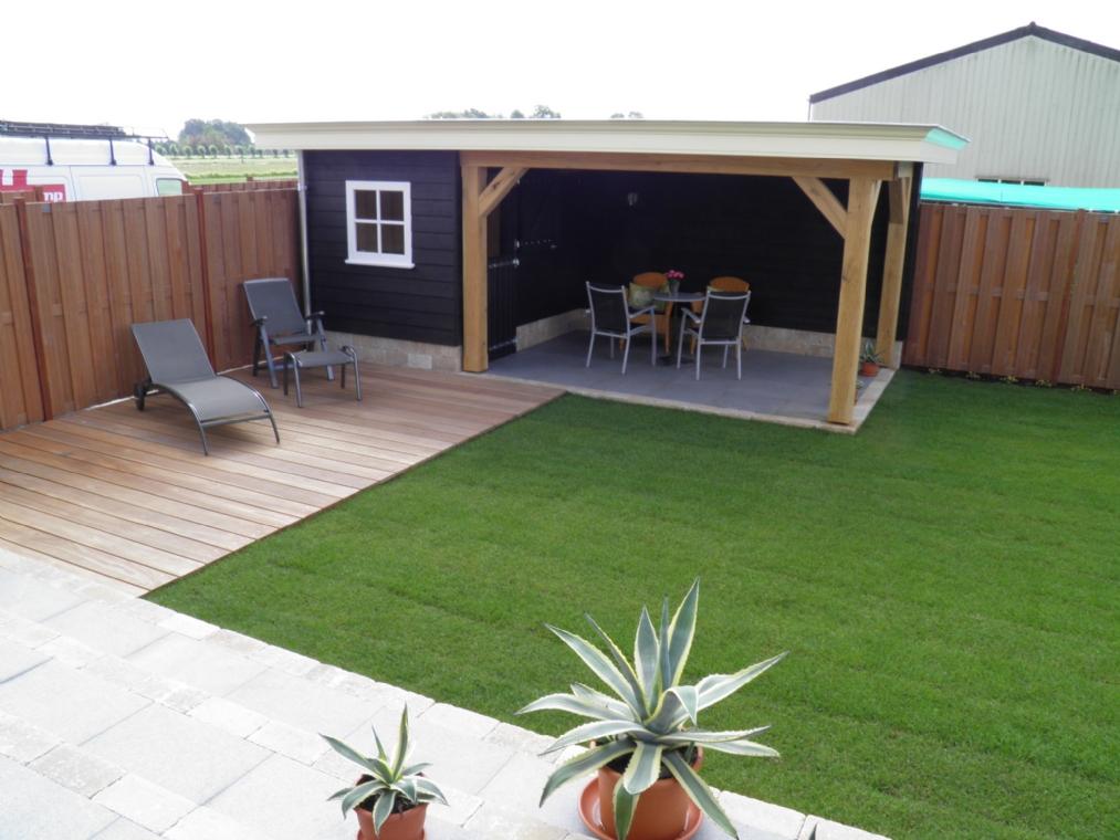 Veranda 39 s - Bouw een overdekt terras ...