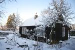 De Loods in winterse sferen