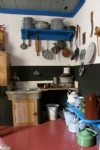 Keuken boomkwekerswoning