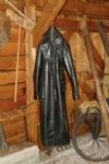 De jas van de 'boomzoeker'