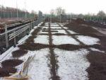 drainage tennisbaan