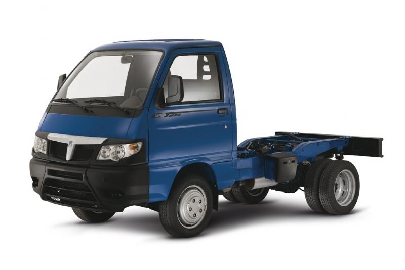 Piaggio-Porter-Maxxi-Chassis